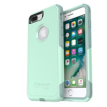 OtterBox Commuter Series Case for iPhone 8 Plus   iPhone 7 Plus (ONLY) -  Frustrations Free Packaging - Ocean Way (Aqua SAIL Aquifer)  Amazon.ca   Cell Phones ... 3abd55356