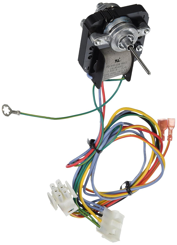 Frigidaire 241854501 Evaporator Fan Motor Refrigerator