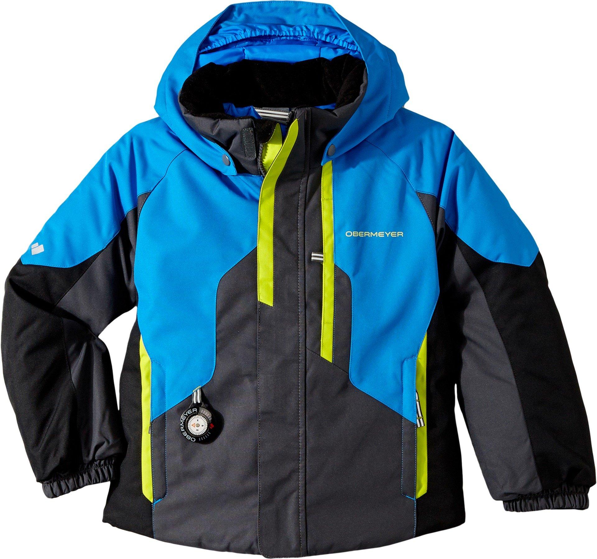 Obermeyer Kids  Baby Boy's Meteor Jacket (Toddler/Little Kids/Big Kids) Stellar Blue 6 by Obermeyer Kids