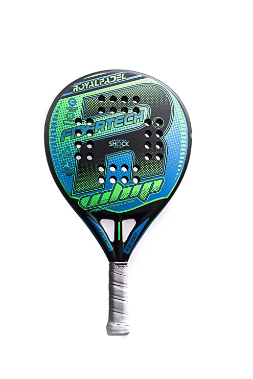 Royal Padel RP Whip Polietileno 2019, Adultos Unisex, Multicolor, Talla Unica