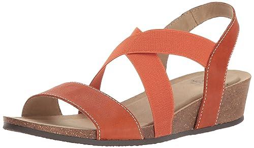 8eee0c967fb2db WHITE MOUNTAIN Women s Carlisa Wedge Sandal