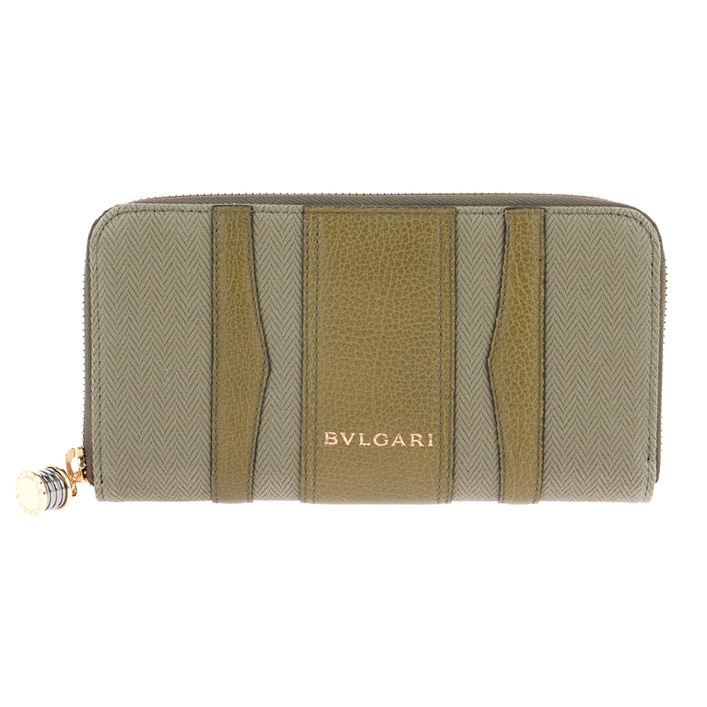 [ブルガリ] BVLGARI 長財布(ラウンドファスナー) 【並行輸入品】 B00CPJAXCOブラウン