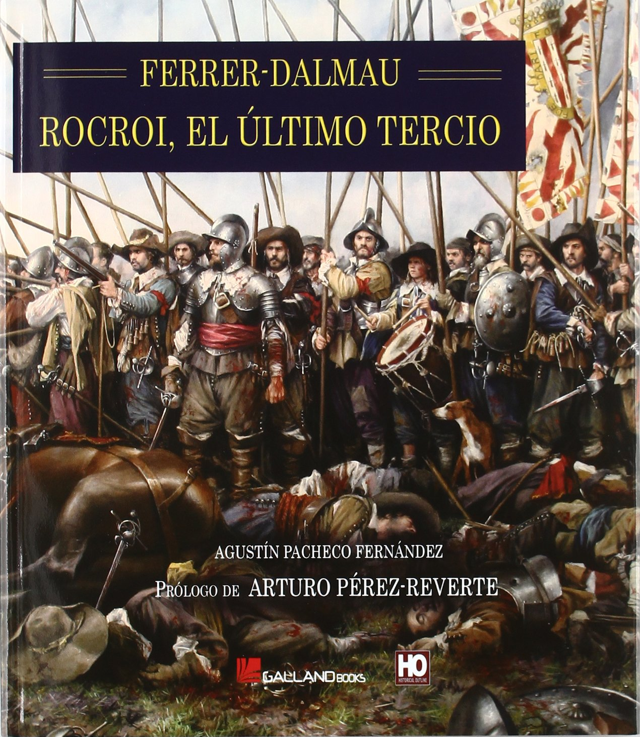 Image result for rocroi 1643 dalmau libro