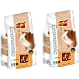 Vitapol Economic Food for Guinea Pigs, 1200 gm (Pack Of 2)