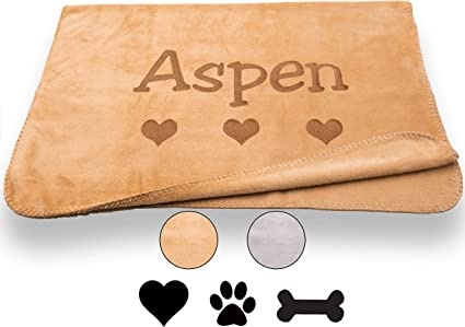Personalized Kitten Blankets with Breeder Name Order of 10