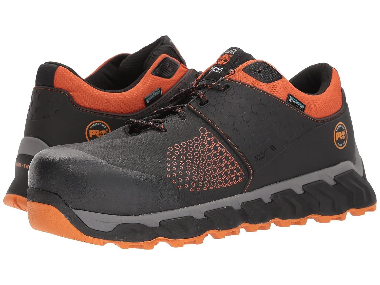 [ティンバーランド] メンズカジュアルシューズスニーカー靴 Ridgework Composite Safety Toe Waterproof Low [並行輸入品] B07JRGQWZG ブラック 28.0 cm E 28.0 cm E|ブラック