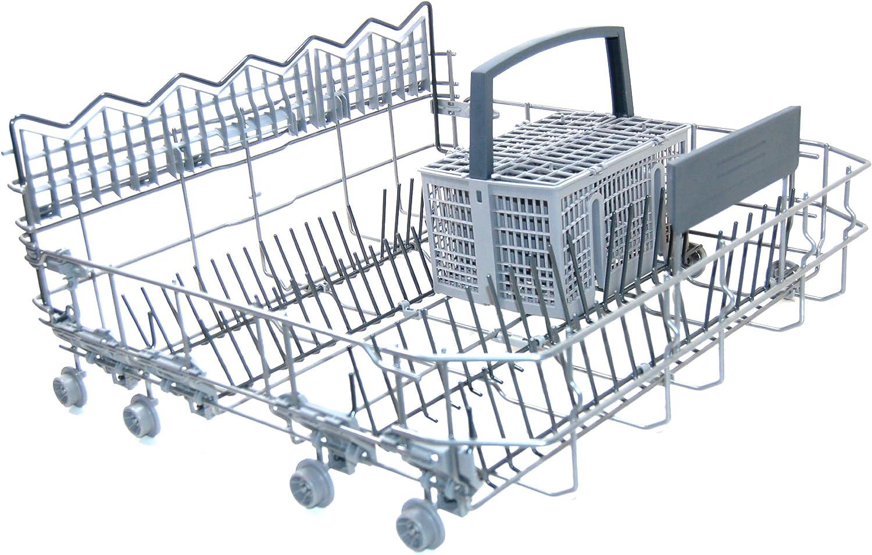 Bosch Dishwasher Lower Basket Genuine Part Number 680997 Amazon Co Uk Large Appliances