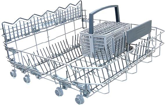 Genuine part number 00771609 Bosch Neff Siemens Dishwasher Lower Crockery Basket