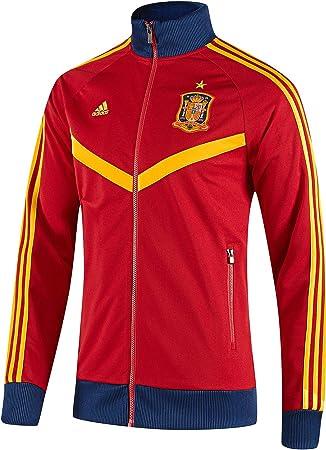 adidas Chaqueta Selección Española Track Top 2013: Amazon.es ...