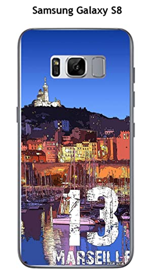 coque samsung galaxy s8 marseille