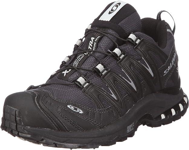 Salomon XA Pro 3D Ultra 2 GTX Women - Zapatillas de Running de Otras Telas para Mujer Negro: Amazon.es: Zapatos y complementos