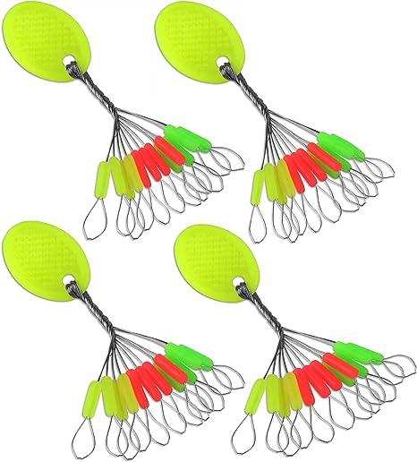 Storfisk fishing /& more Schnurstopper Fadenstopper Mehreren Gr/ö/ßen oder als Set