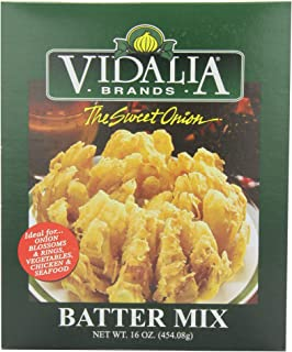 """product image for Vidalia Brands """"The Sweet Onion"""" Batter Mix 16 Oz. Box (1 Pack)"""