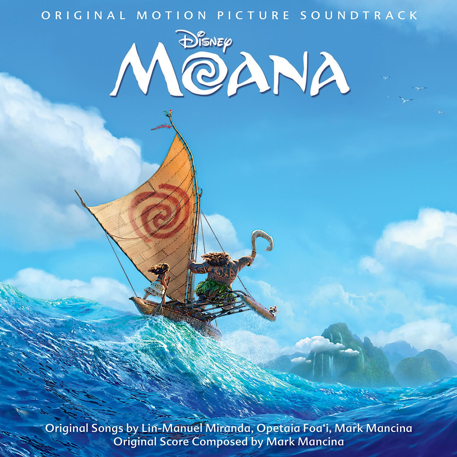 Image result for moana soundtrack