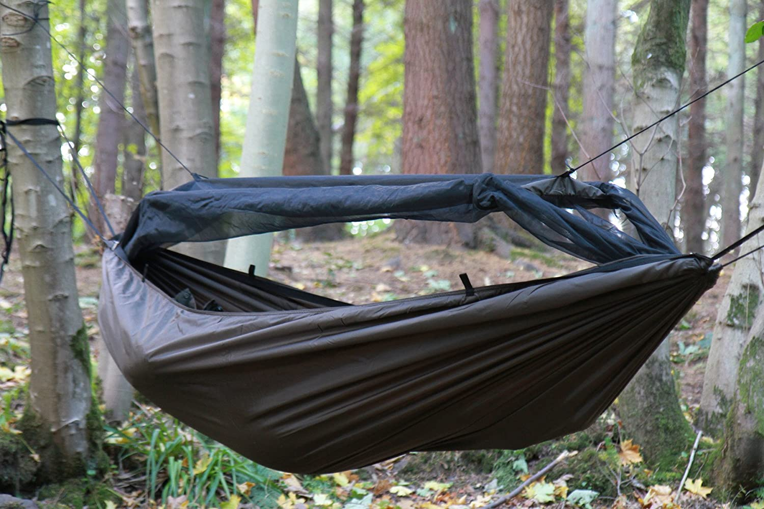 amazon     dd frontline hammock   lightweight camping jungle hammock with mosquito    olive green    garden  u0026 outdoor amazon     dd frontline hammock   lightweight camping jungle      rh   amazon