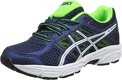 Asics Gel-Contend 4 GS, Zapatillas de Running Unisex Niños