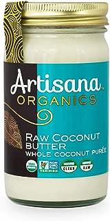 product image for Artisana Organics Non GMO Raw Coconut Butter, 14 oz