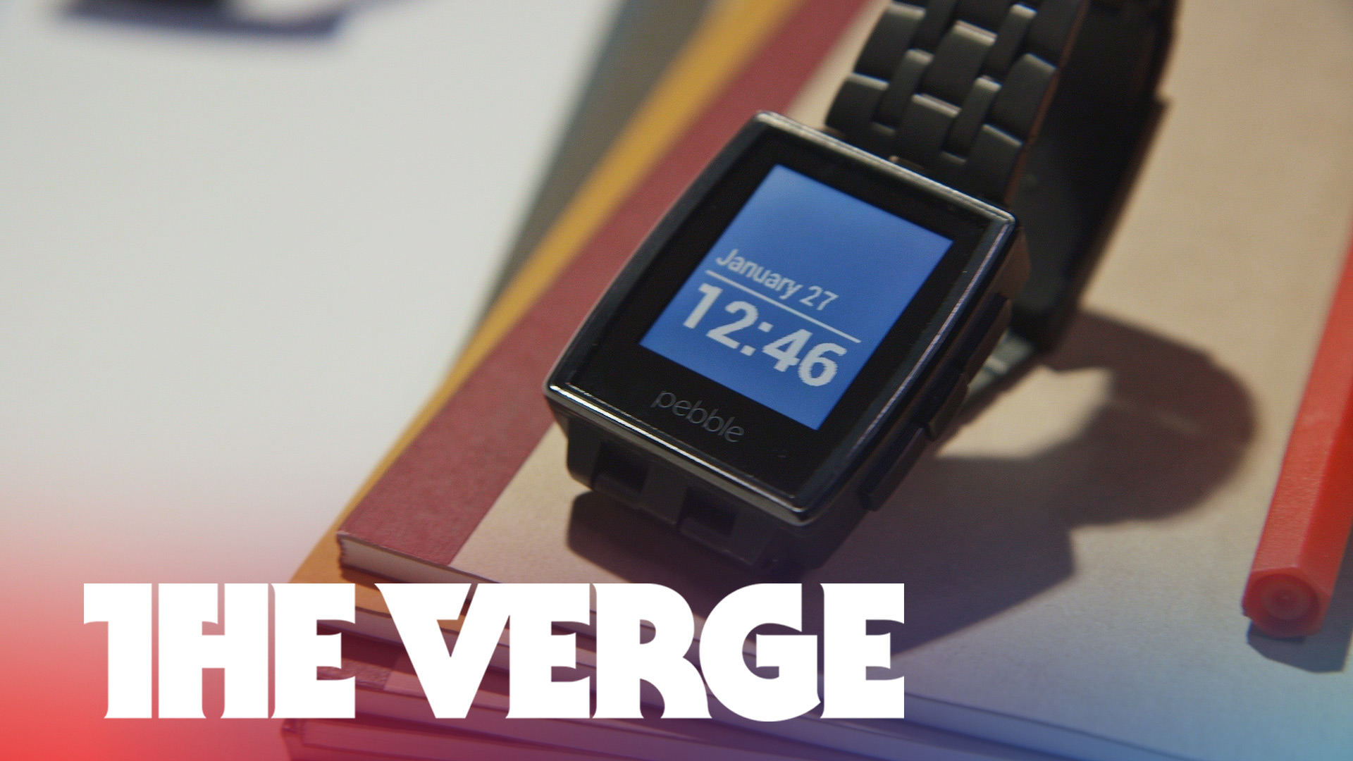 Pebble Steel - review