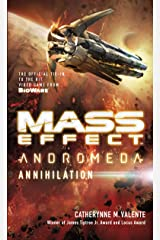 Mass Effect: Annihilation Kindle Edition