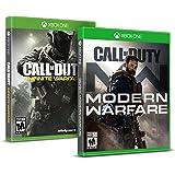 Paquete Call of Duty: Modern Warfare + Infinite Warfare (2 juegos) - Xbox One Standard Edition