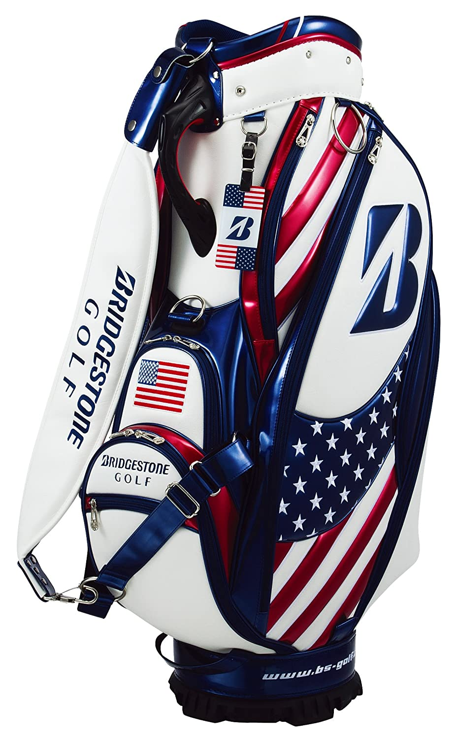 Bridgestone Staff Bag Special Edition US Open Golf Funda ...