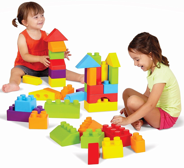 Edushape Chubby Edu-blocks 36 Piece 845036 YVE-EDU845036-24