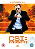 CSI: Miami - Complete Season 4 [DVD]