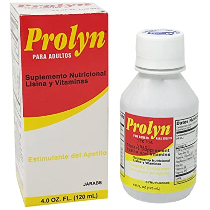 Prolyn Jarabe Adultos / Syrup for Adults 4oz
