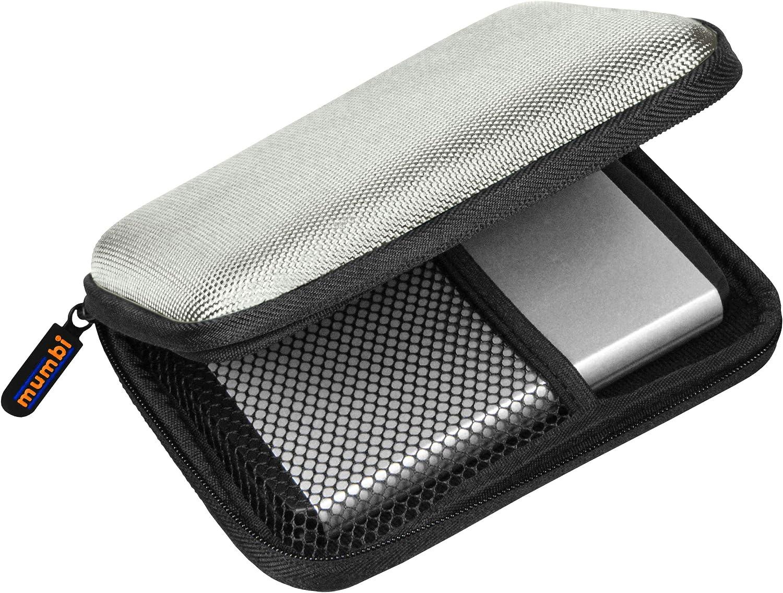 mumbi bolsa de disco duro externo de hasta 6,35cm (2,5