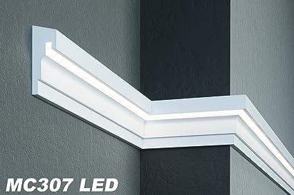 30 meter led facciata profile illuminazione indiretta antiurto 180 x