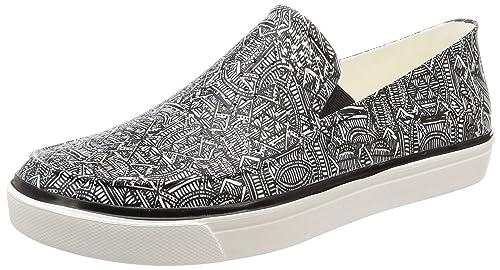 799923217dfe crocs Men s Citilane Roka Graphic SLP M Black White Sneakers-10 UK India