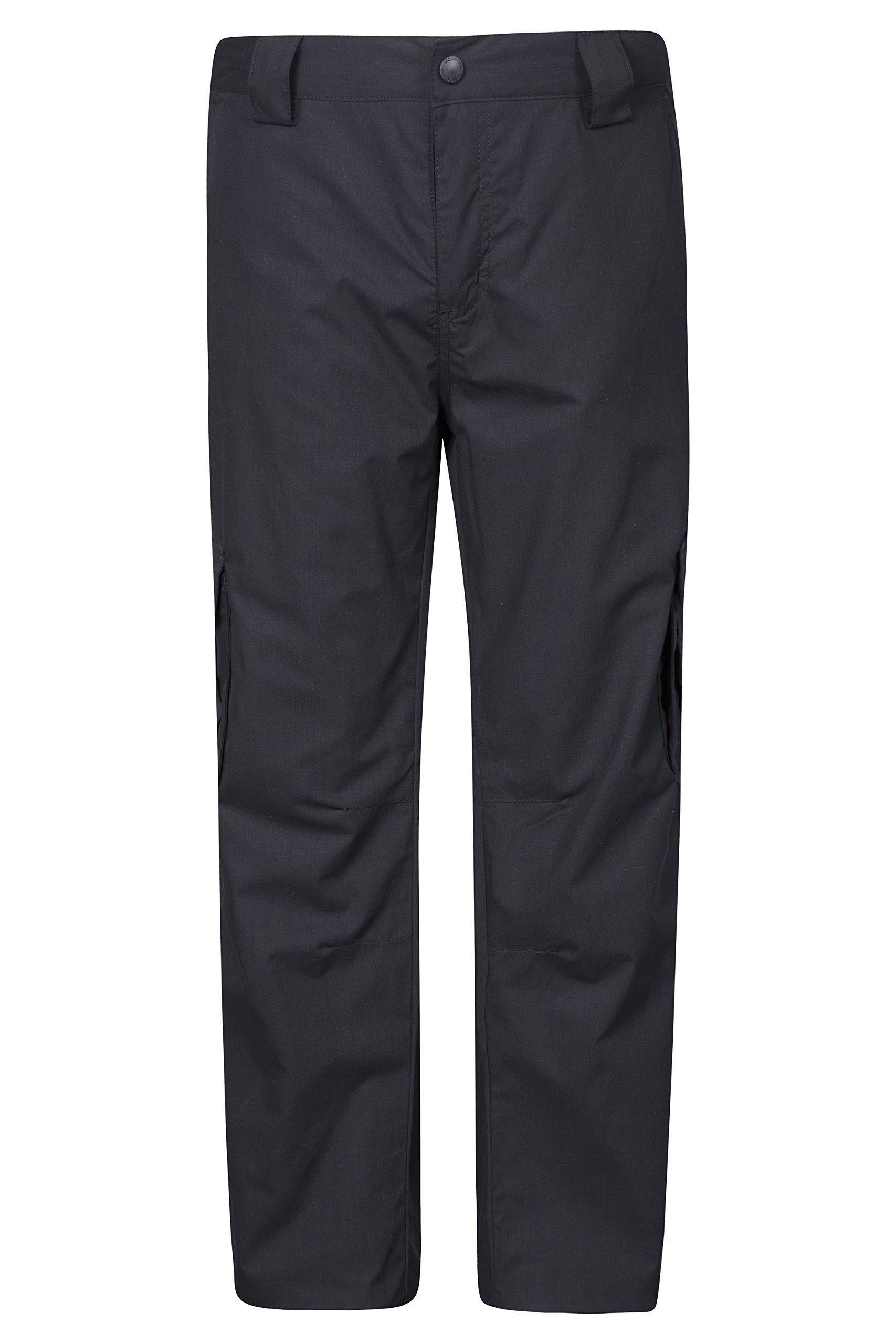 Mountain Warehouse Pantalon Enfant Trek Hiver Chaud