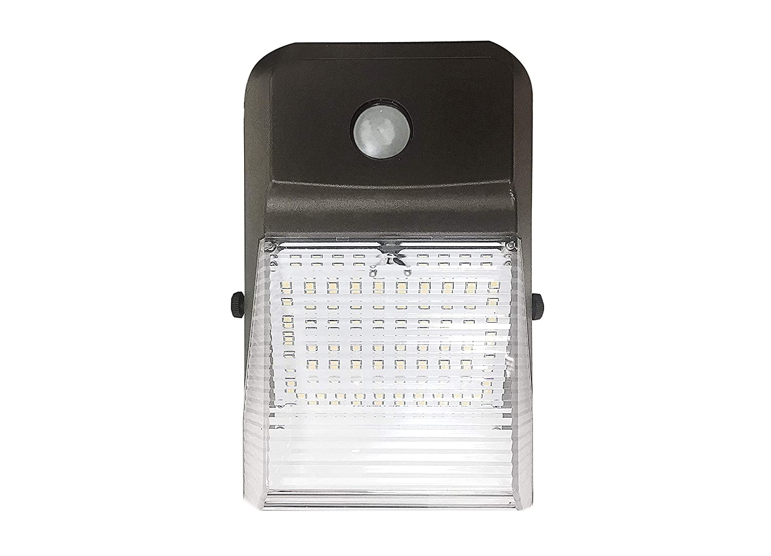 ASD 15W LED Wall Pack Light with Dusk to Down Photocell, Outdoor, Commercial Grade, 3000K (Warm White), Bronze, Waterproof IP 65, Security Area Lighting, UL Certified, DLC Listed ASD Lighting Corp