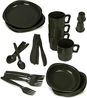 Easy Camp Besteck Travel Cutlery Deluxe 580031