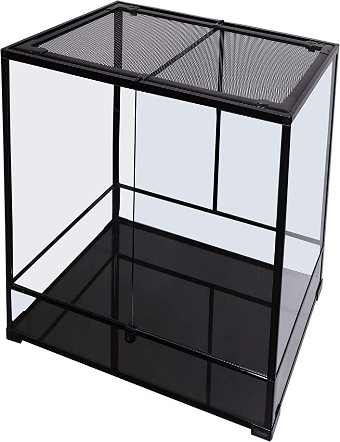 Easy Assembly Extra-Tall Large 36Lx18Dx36H Carolina Custom Cages Terrarium