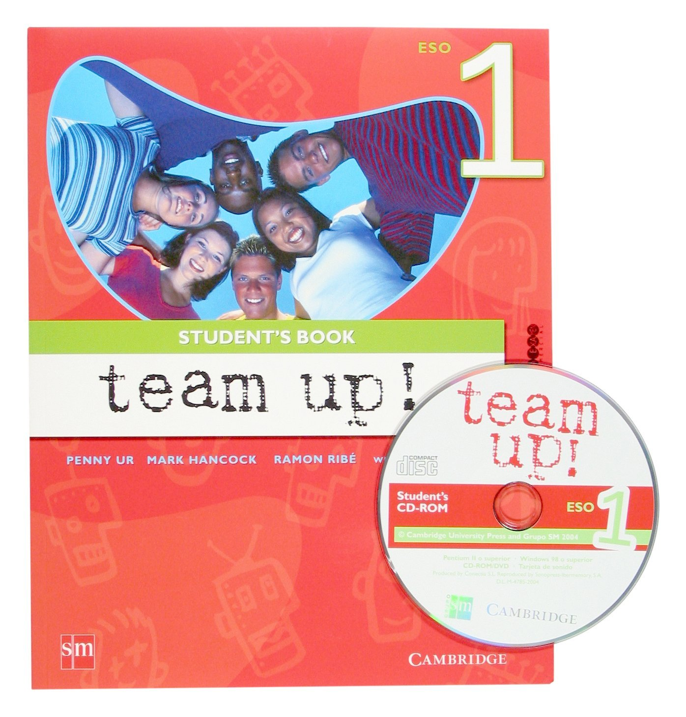 Team Up Level 1 Student's Book Spanish Edition PDF