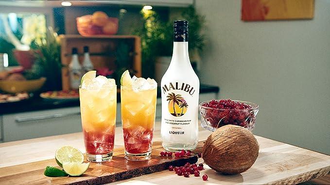 Malibu Coconut 21% - 1000 ml