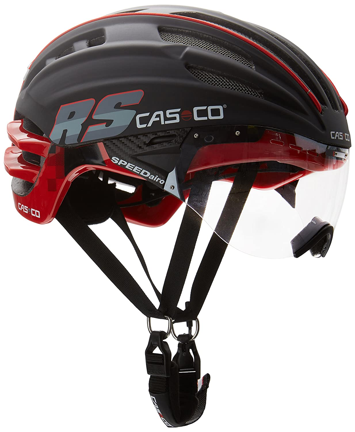 Casco Helm Speedairo RS Ciclismo con Pantalla incluida, Color ...