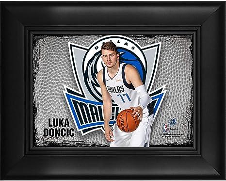 the best attitude 94397 c62cf Luka Doncic Dallas Mavericks Framed 5
