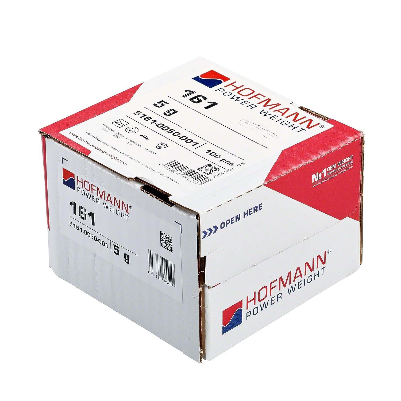 Hofmann Power Weight Typ161 5g 100x Auswuchtgewichte Stahlfelge  Reifenwechsel
