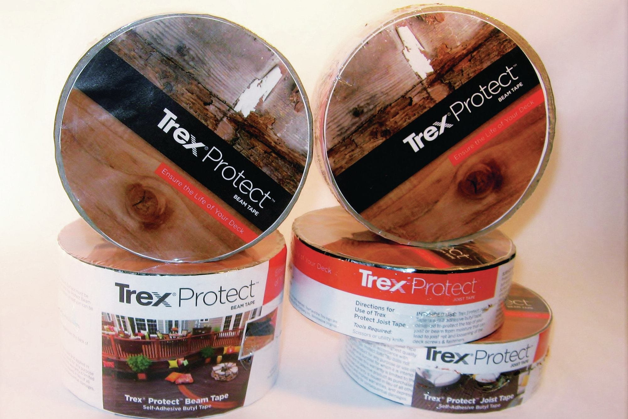 Trex Protect Beam Butyl Tape 3-1/8'' x 50' by TREX