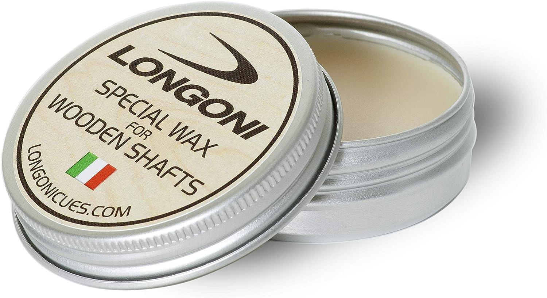Longoni especial cera para madera taco de billar, nueva fórmula 1 ...
