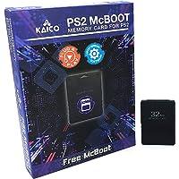 Kaico Gratis Mcboot 64 MB PS2 minneskort som kör FMCB PS2 Mcboot 1,966 för Sony Playstation 2 – FMCB gratis Mcboot Your…