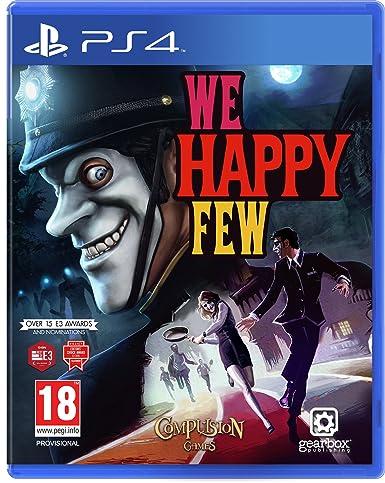 We Happy Few 13016 Figura de acci/ón de polic/ía brit/ánico
