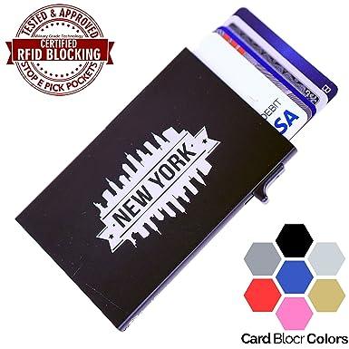 Card blocr card case wallet credit card holder mens or womens best card blocr card case wallet credit card holder mens or womens best minimalist wallet design reheart Images