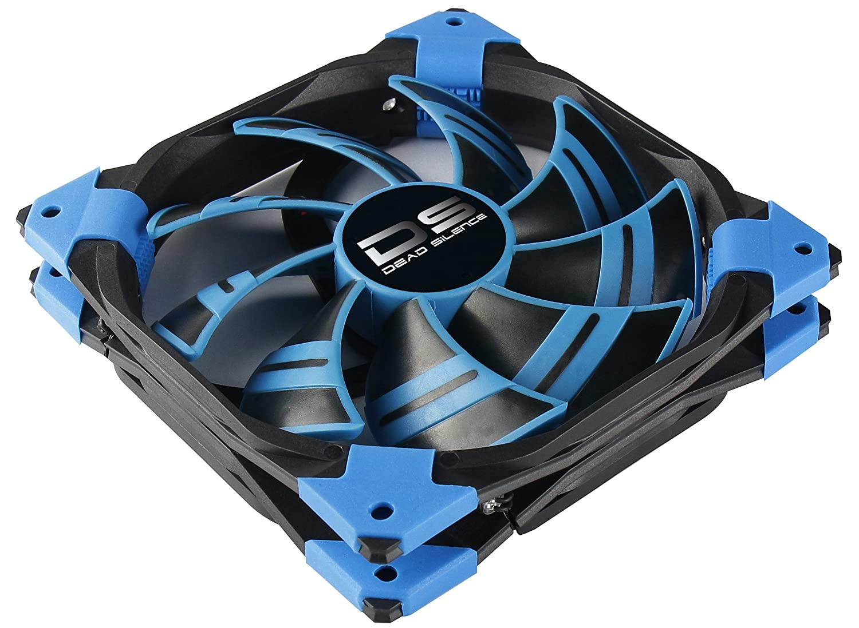 AeroCool Fan Cooling for PC, DS 140mm (Blue)