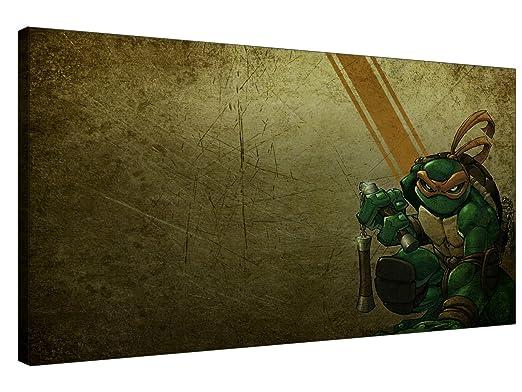 Michelangelo Tortugas ninja | Varios Tamaños - XL Extra ...