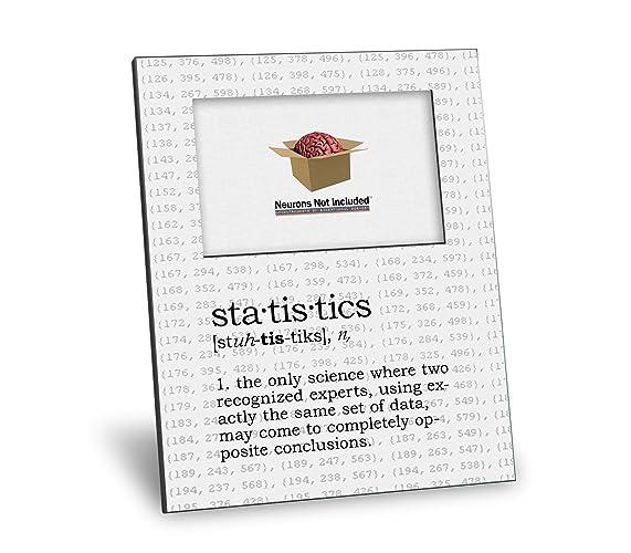 Amazon.com: Statistics Definition Picture Frame - Personalization ...