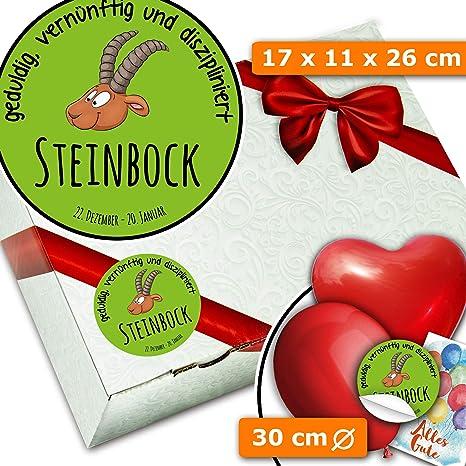 Sternzeichen Steinbock Edle Verpackungen Steinbock