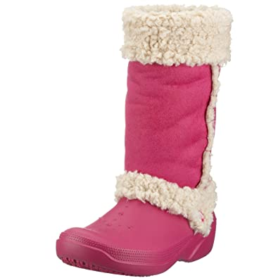 7b273da96d9676 Crocs Women s Nadia Boot  Amazon.co.uk  Shoes   Bags